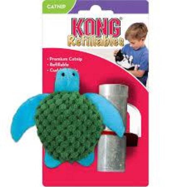 KONG Cat Refillable Catnip Toy - Pica's Pets