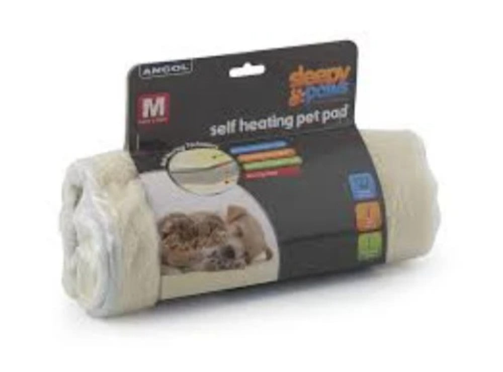 Ancol Sleepy Paws Self Heating Pet Bed - Pica's Pets