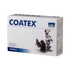 Coatex Capsules for Dogs - Pica's Pets