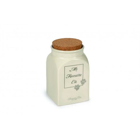 Designed By Lotte Ceramic Treat Jar My Favourite Cat - Pica's Pets