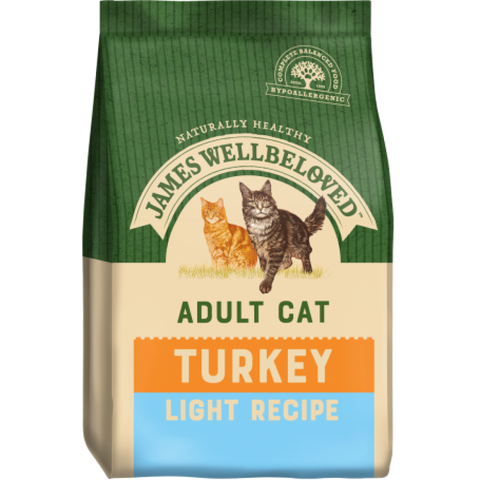 James Wellbeloved Cat Light Turkey