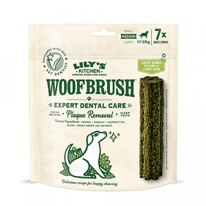 Lily's Kitchen Woofbrush Dog Dental Chew