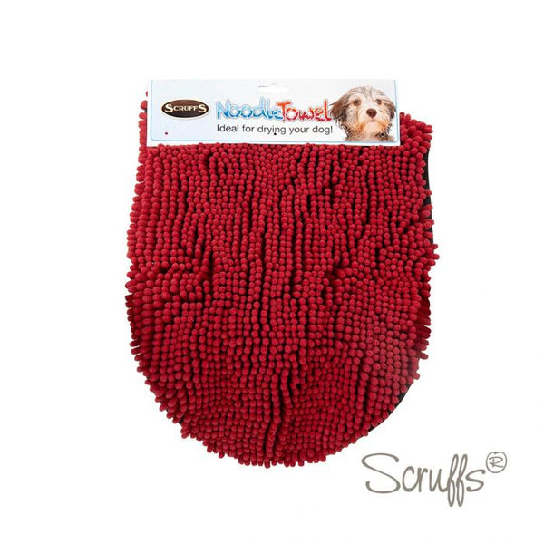 Scruffs Noodle Dog Dry Glove - Pica's Pets