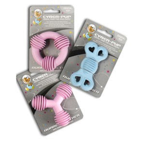 Rosewood Cyber Pup Teether Shapes