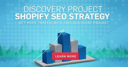Shopify Search Engine Optimization Discovery Project