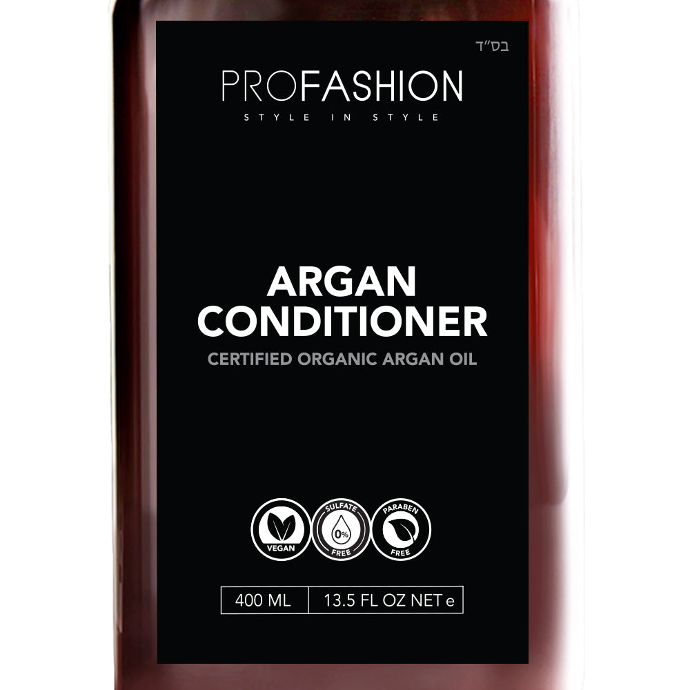 Argan Oil + Keratin Conditioner