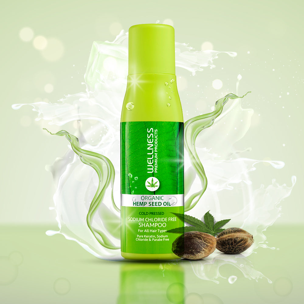 Hemp Seed Oil Intensive Shampoo 500ml