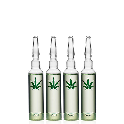 Hemp Seed Oil Intensive Ampoules 10 pack of 10ml