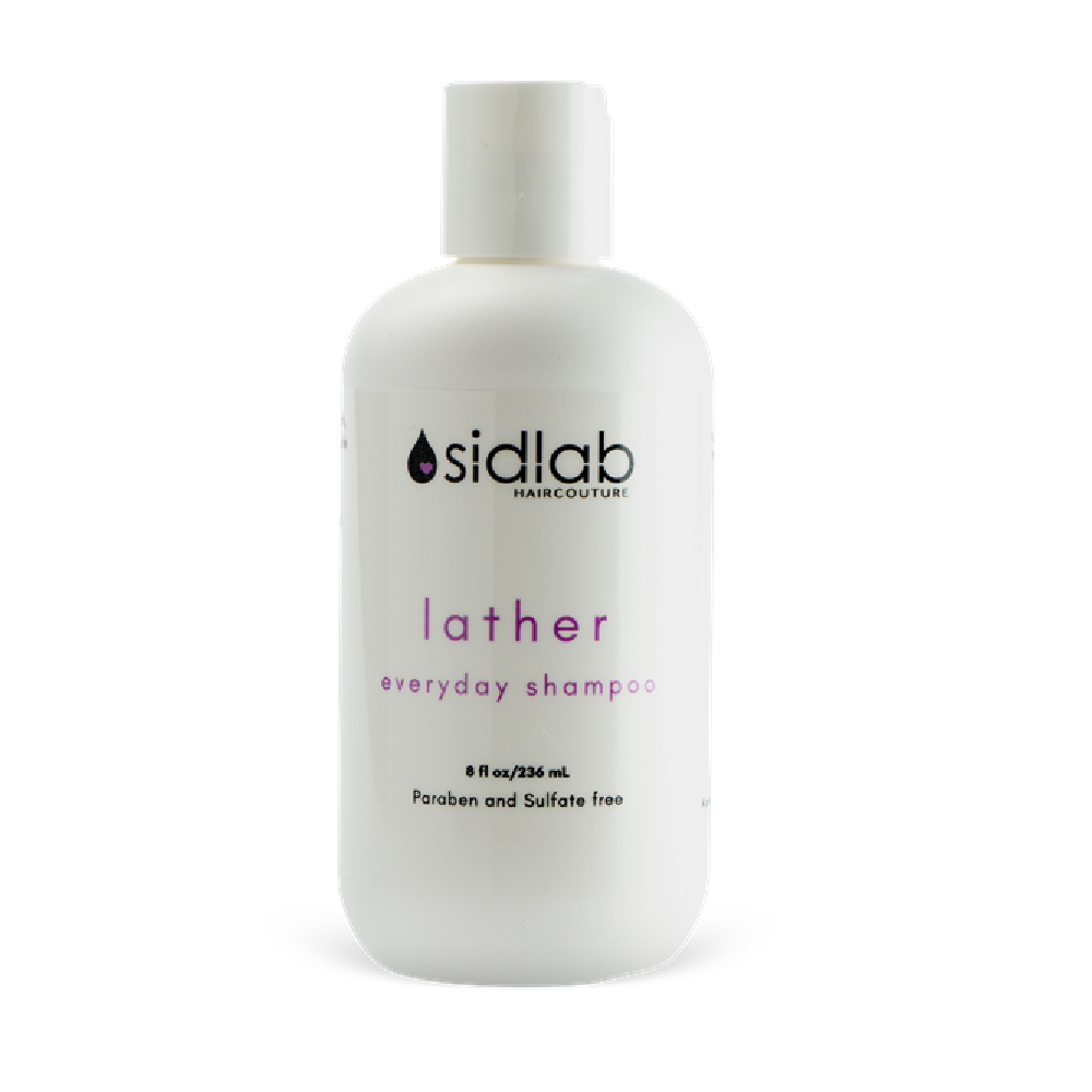 Lather Everyday Shampoo 8 Fl Oz