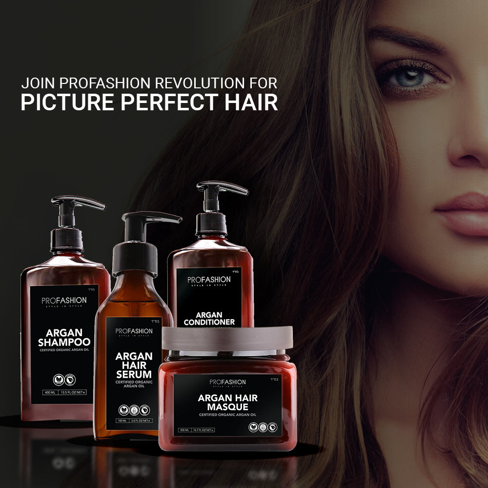 One Solution - Complete Hair Care Bundle