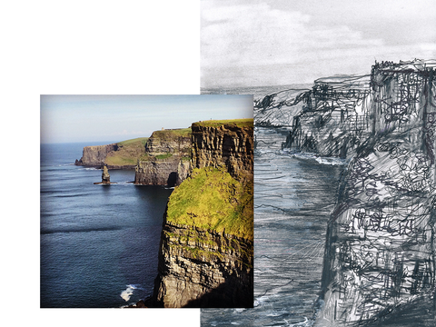Cliff of Moher - Custom Commissions