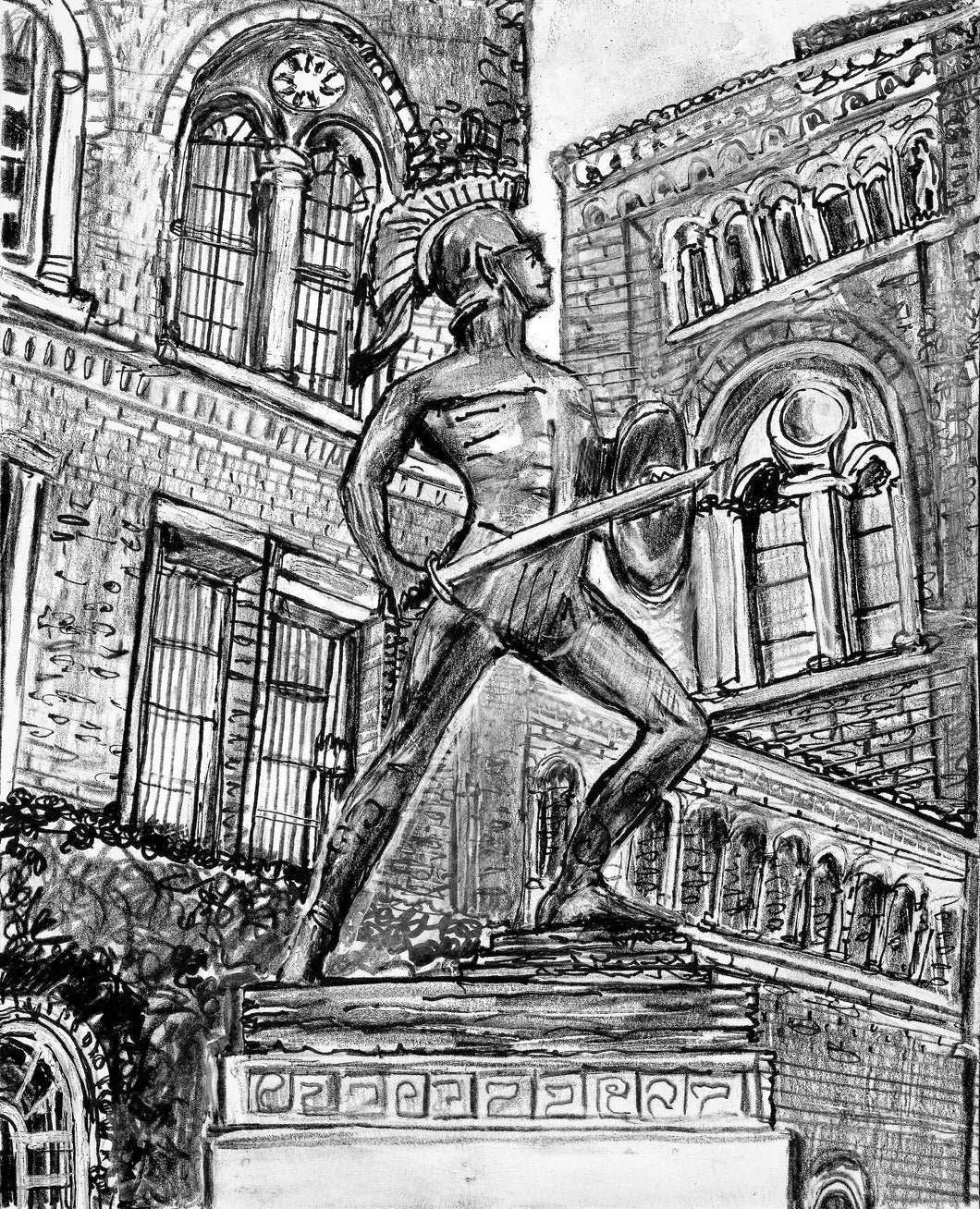 Tommy Trojan, University of Southern California