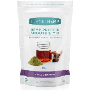 Maple Cinnamon Hemp Protein Smoothie Mix (9811515979)