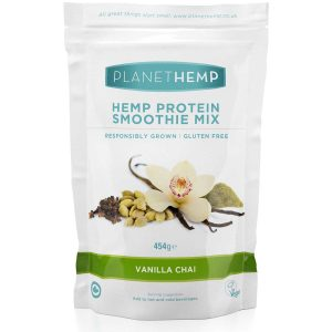 Vanilla Chai Hemp Protein Smoothie Mix (9811427851)