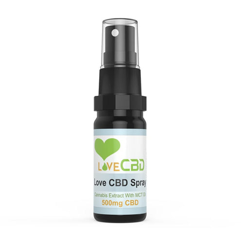 500MG LOVE CBD SPRAY – 10ML (9582315595)
