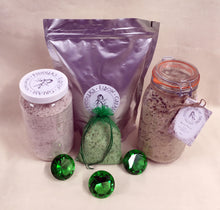 BATH SALTS WITH HEMP