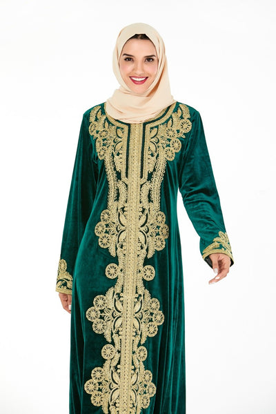 Turkish Aliyah Abaya
