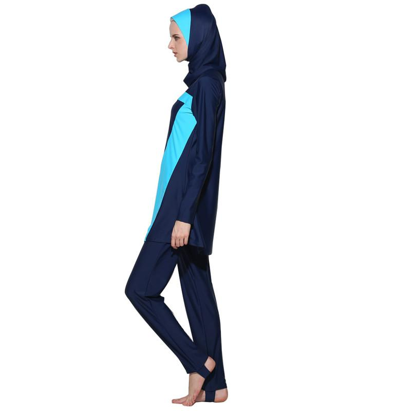 Venice Swimsuit, swim muslim dress - OVEILA