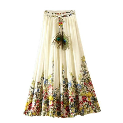 Mujeer Skirt, skirt muslim dress - OVEILA