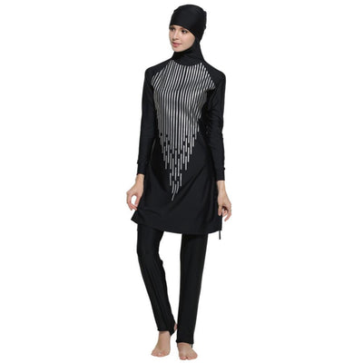 Bora Bora Swimsuit, swim muslim dress - OVEILA