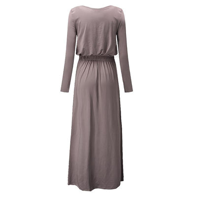 Simply Elegant Dress, Dress muslim dress - OVEILA