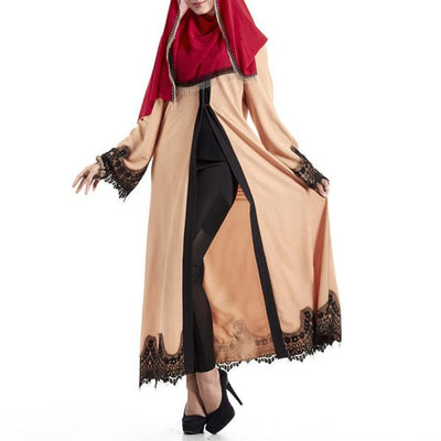 Modest Stylish Abaya, abaya muslim dress - OVEILA