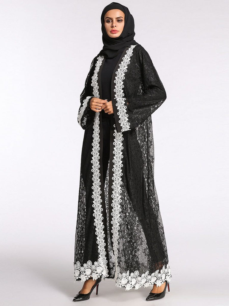 Ruby Abaya, abaya muslim dress - OVEILA