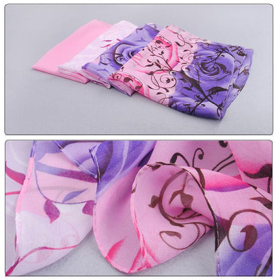 Smell the Roses Hijab, Veils muslim dress - OVEILA