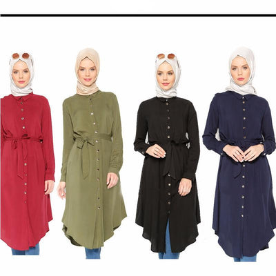 Aisha Top, top muslim dress - OVEILA