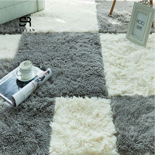 9 Pack DIY Shag Carpet Square - Classy Stores Online