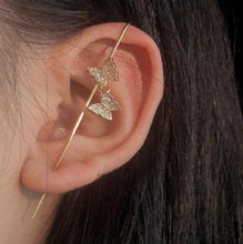 Trendy Geometric Single Pin Hook Bar Earring