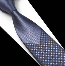 Men's Luxurious Business Casual Skinny Silk Tie