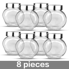 200 mL Glass Sealed Kitchen Spice Jars - Classy Stores Online