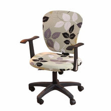 Office Decor Printed Computer Chair Covers - Classy Stores Online