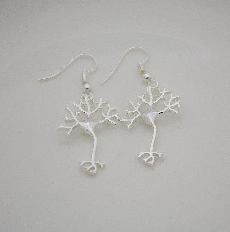 Synaptic Priming Earrings