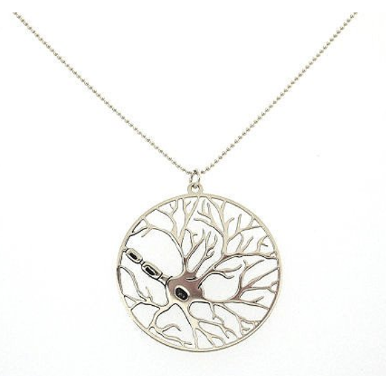 Circular Neuron Necklace
