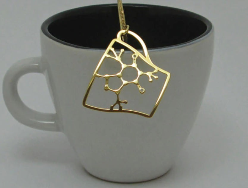 Cup of Caffeine Necklace