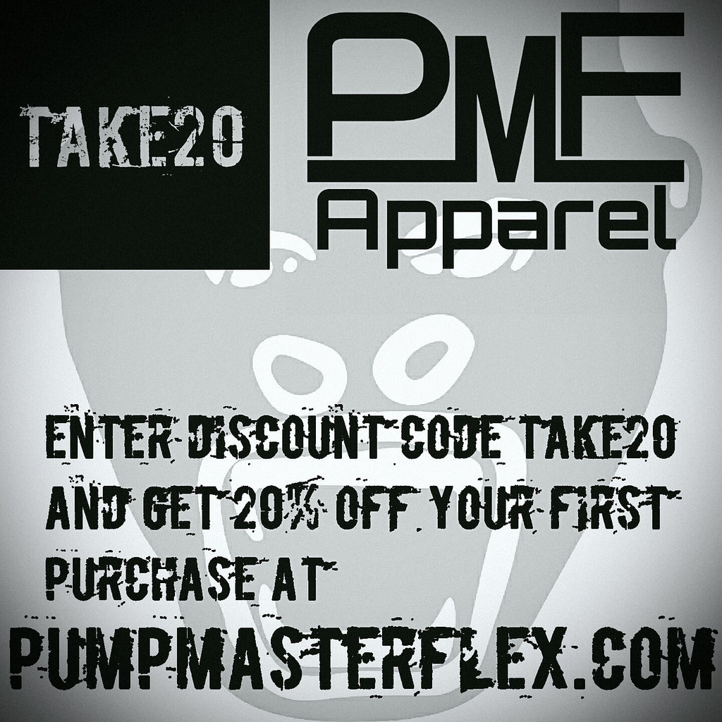 Pump Master Flex Bodybuilding Apparel & Work Out Clothes