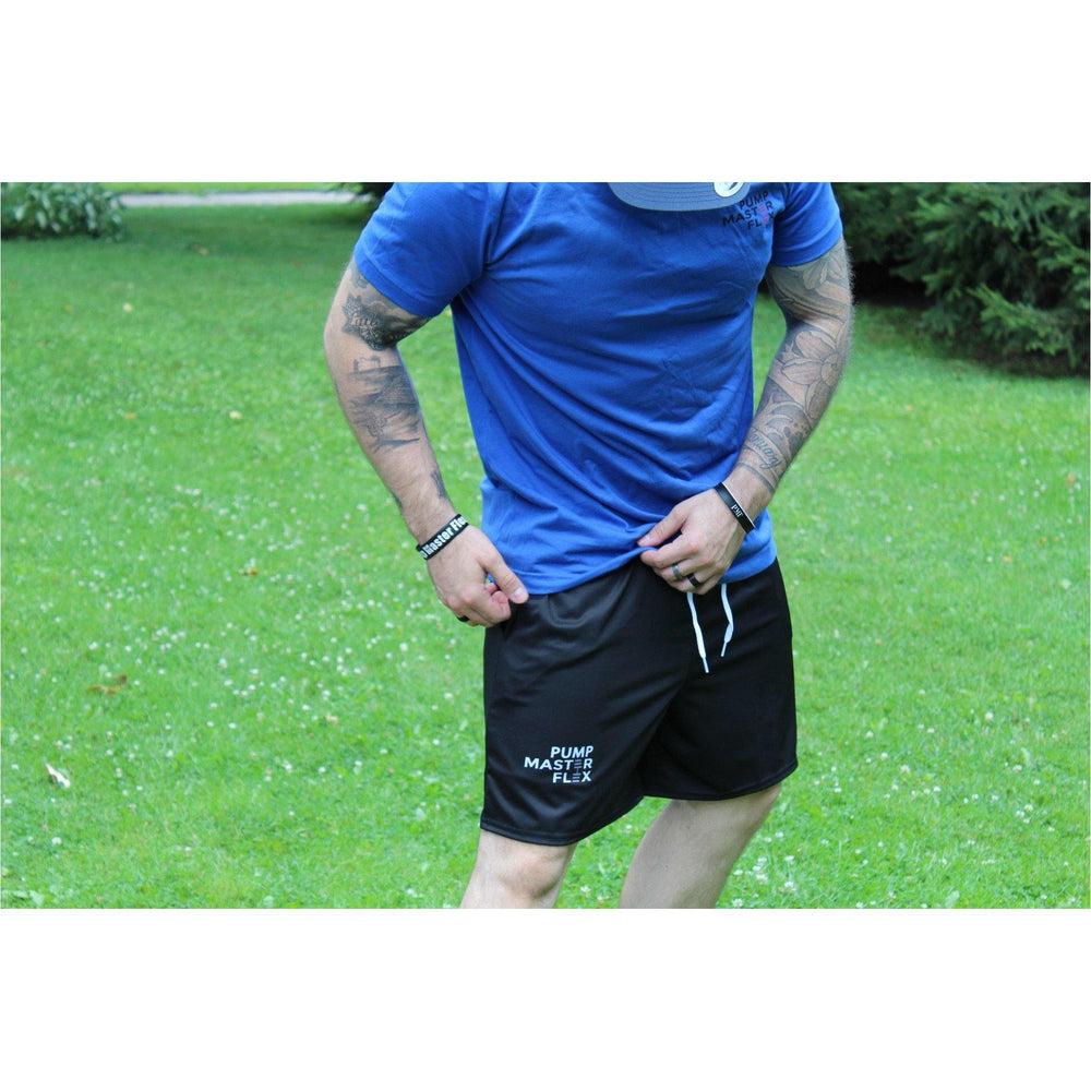 Bargo Athletic Shorts (Black)
