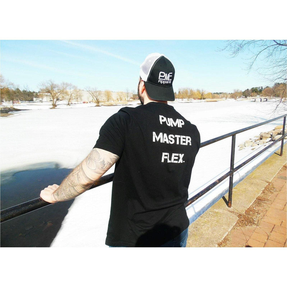 Pump Master Flex, Bodybuilding Apparel, Work Out Clothes, unisex athletic T-Shirt, gymwear, fitness apparel, fitness