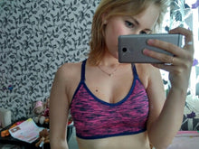 Wire-Free Padded Sports Bra