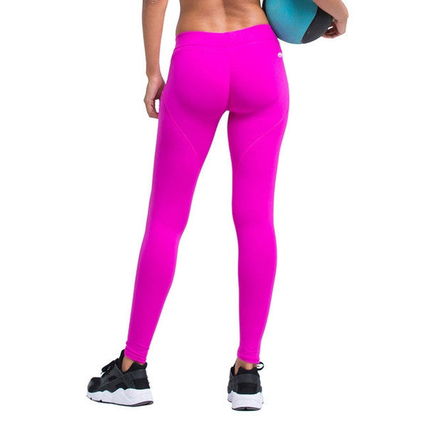 Fuscia Compression Fitness