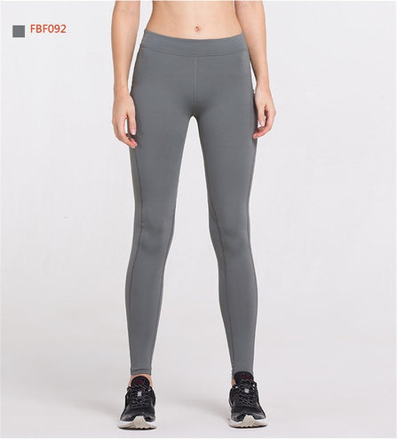 Light Grey Compression Fitness