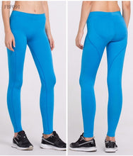 Sky Blue Compression Fitness