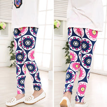 Spirograph Girls Leggings