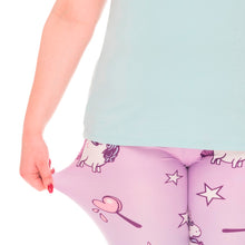 Dreamland Unicorn Plus Leggings