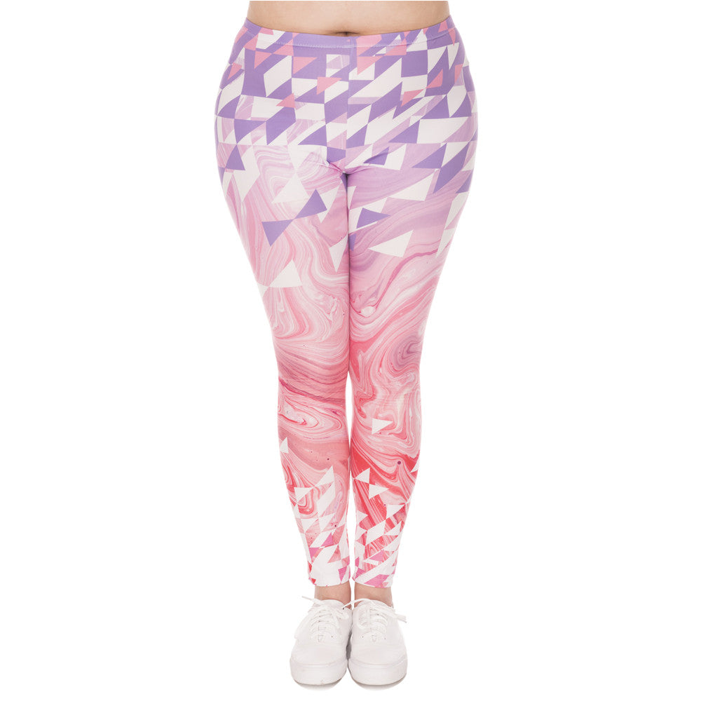 Unicorn Swirl - Plus Size