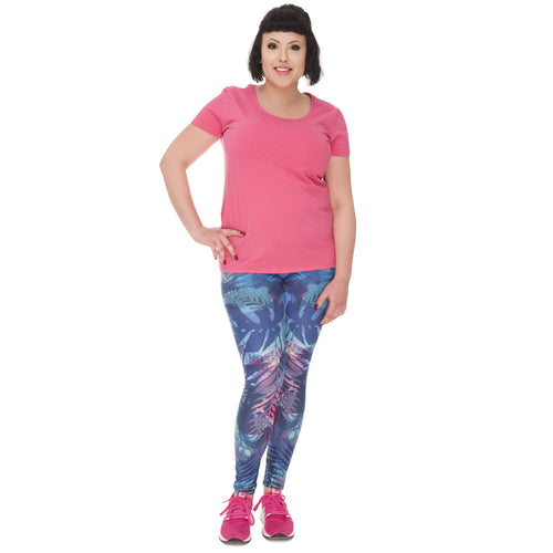 Tropic Lush - Plus Size