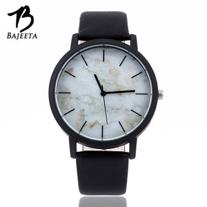 Marble Style Watch - Multiple Colors