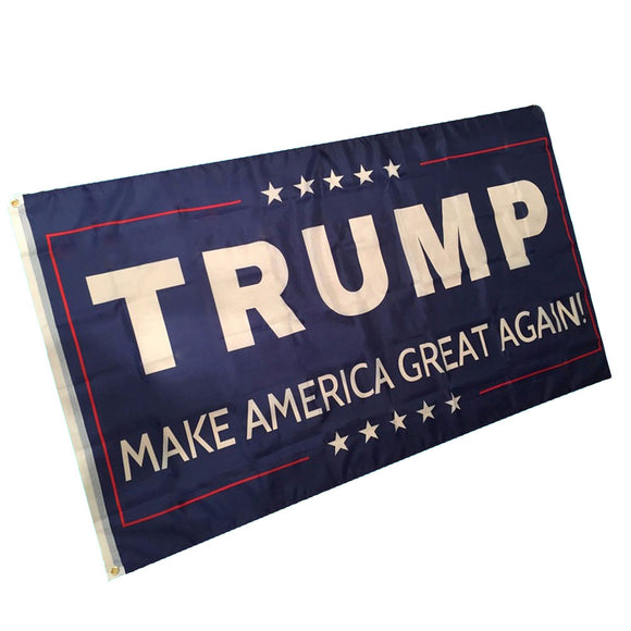 Traditional MAGA Flag (3x5 FEET)